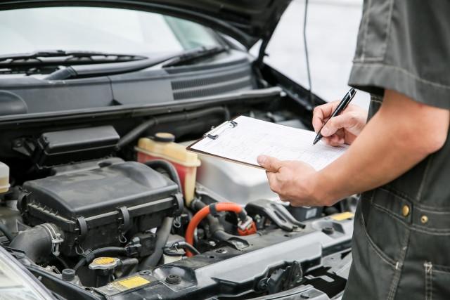 お車の性能を維持するには定期的な点検が大切